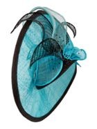 Tabitha Crystal Handmade Fascinator