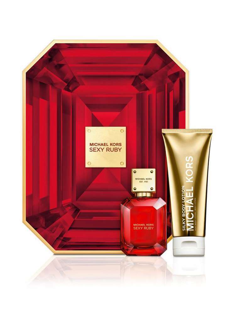 43a72d7a6aabf Michael Kors Sexy Ruby Gift Set For Her - House of Fraser