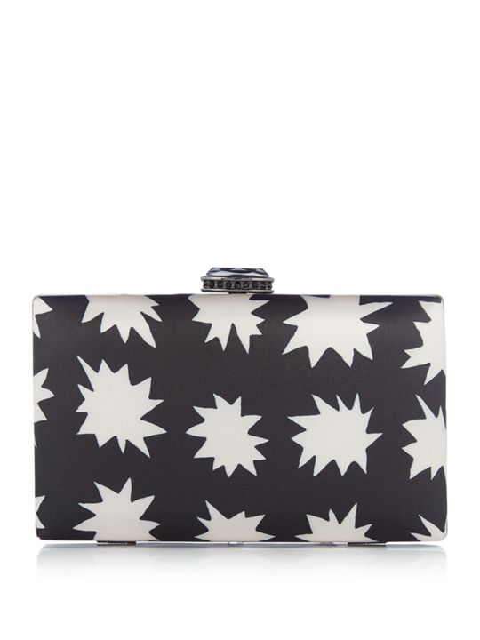 Thea long box clutch