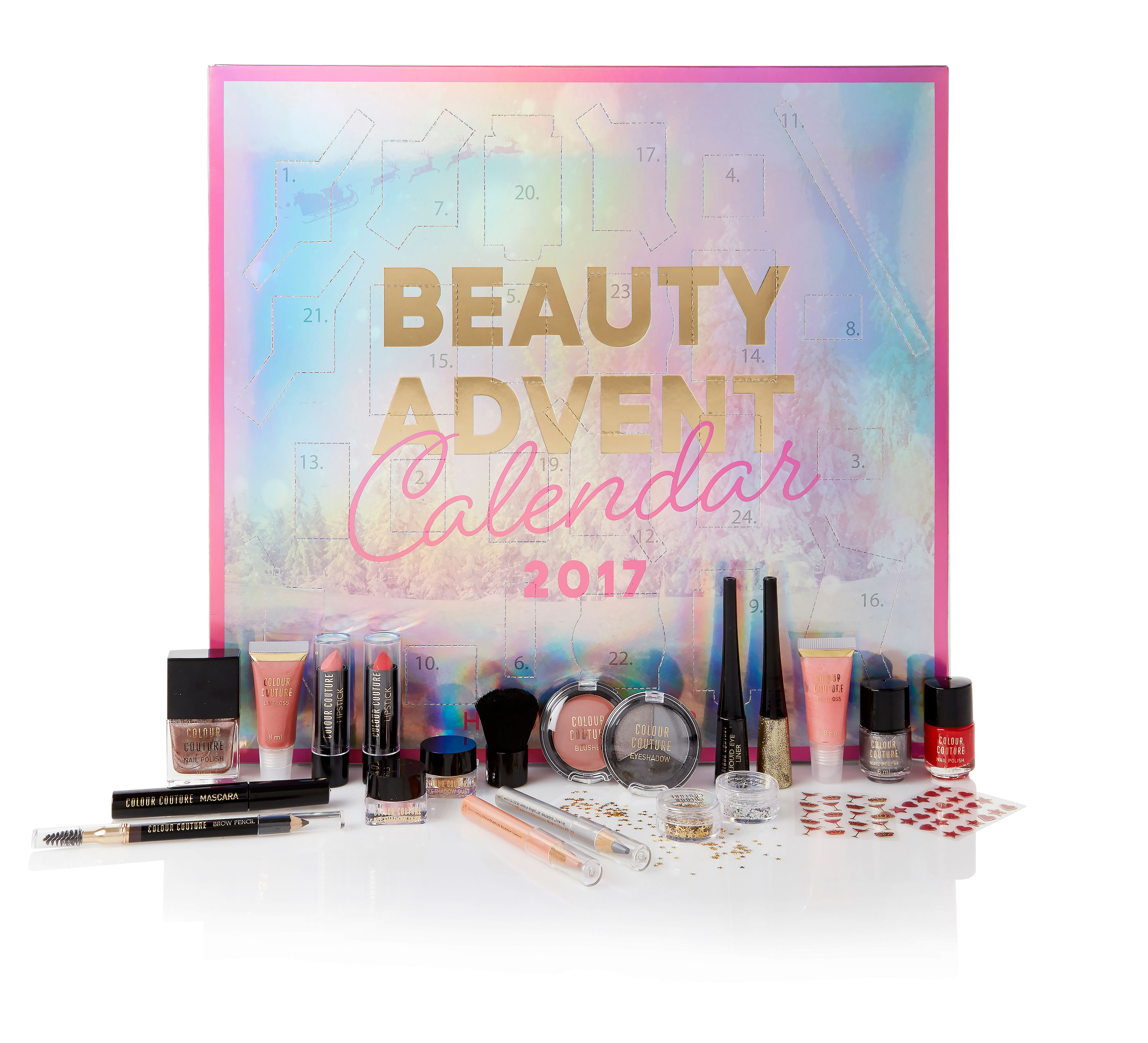 House Of Fraser Beauty Advent Calendar House Of Fraser