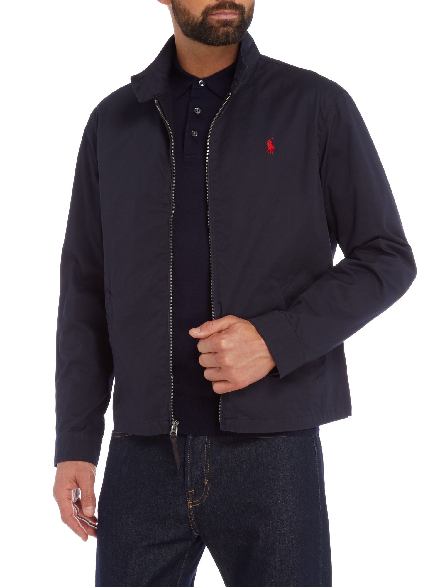 Polo Ralph Lauren Barracuda Lined Jacket Polo Ralph Lauren Barracuda Lined  Jacket