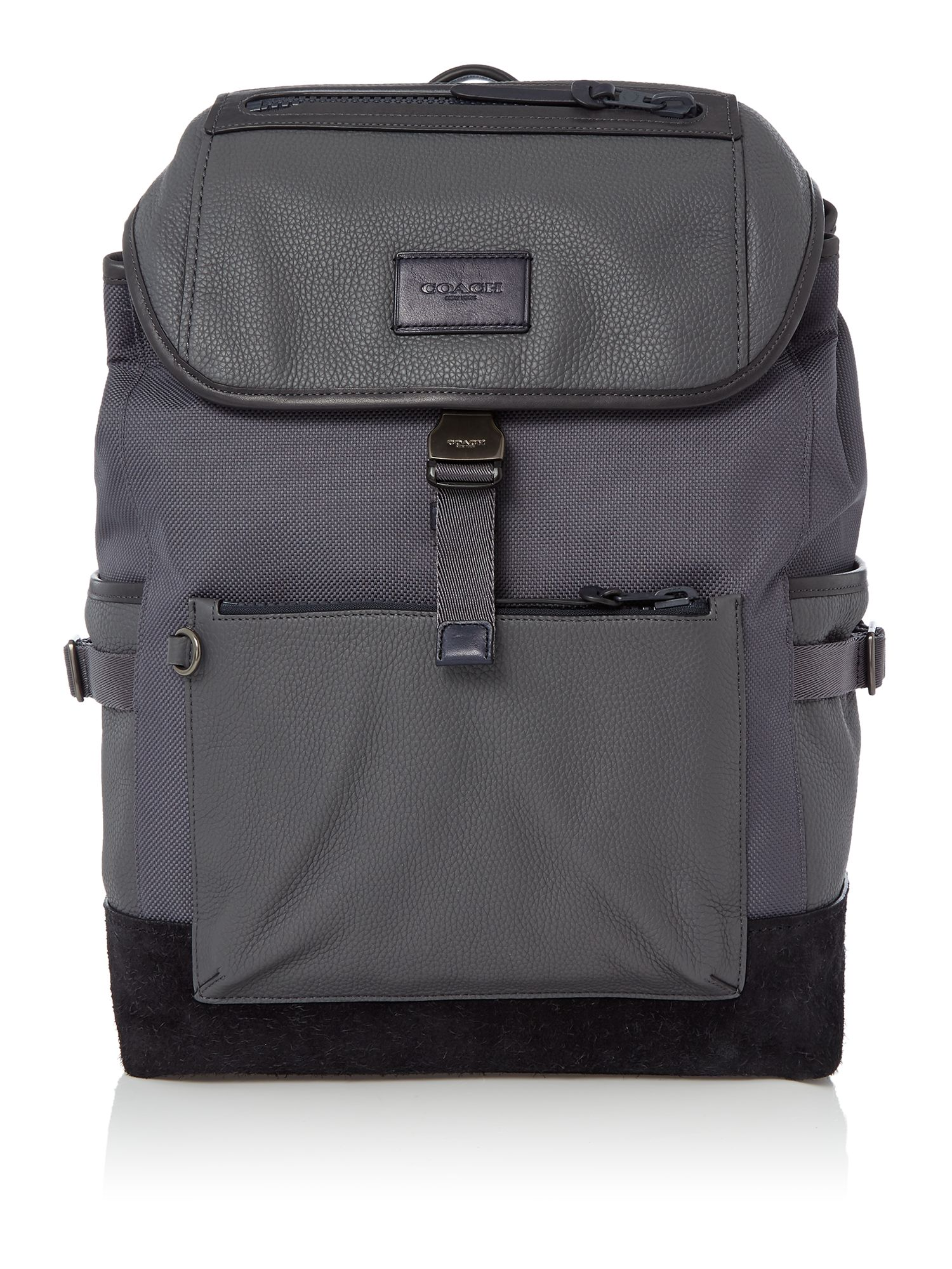 Coach Manhattan Backpack, Charcoal