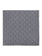 Kenneth Cole Renwick Textured Silk Pocket Square