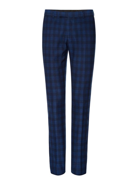 abel-lab-turner-skinny-fit-large-scale-check-suit-trouser