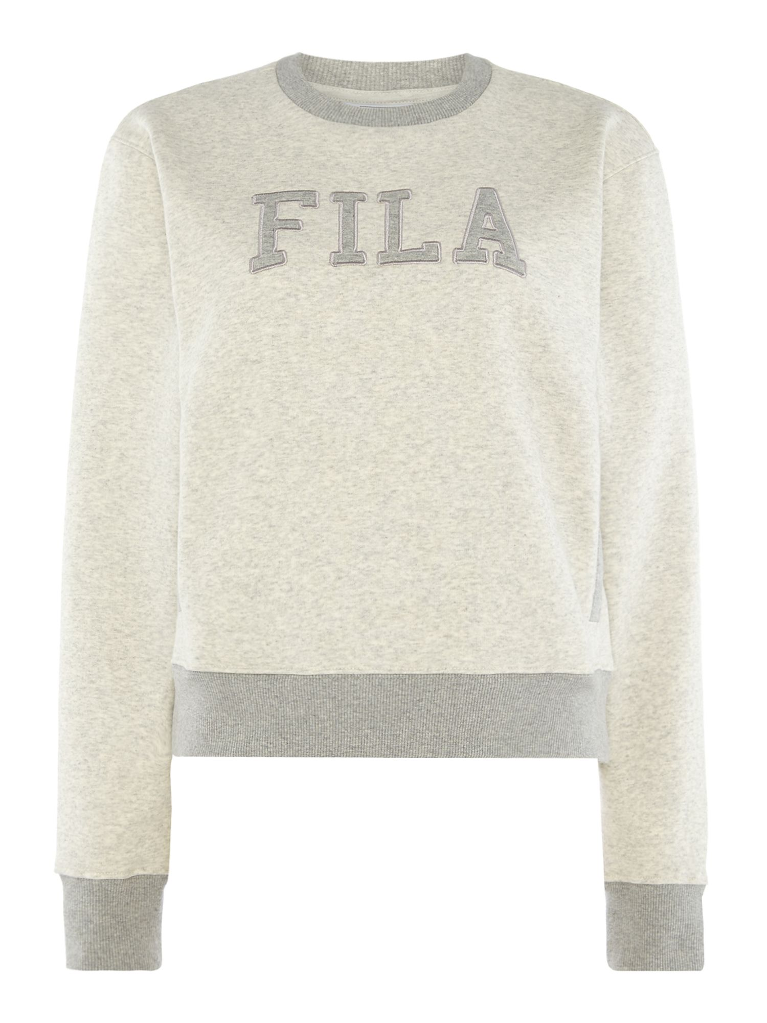 Fashion Logo Sweat by Fila