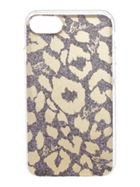 Biba Leopard foil Iphone 6 and 7 case