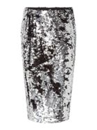Samsoe and Samsoe Kellis sequin skirt