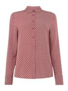 GANT Relaxed Fit Shirt In Winter Star Print