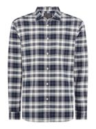 Men's Howick Alderton Oxford Check Shirt