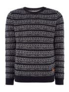 Men's Jack & Jones Mack Fairisle Jumper