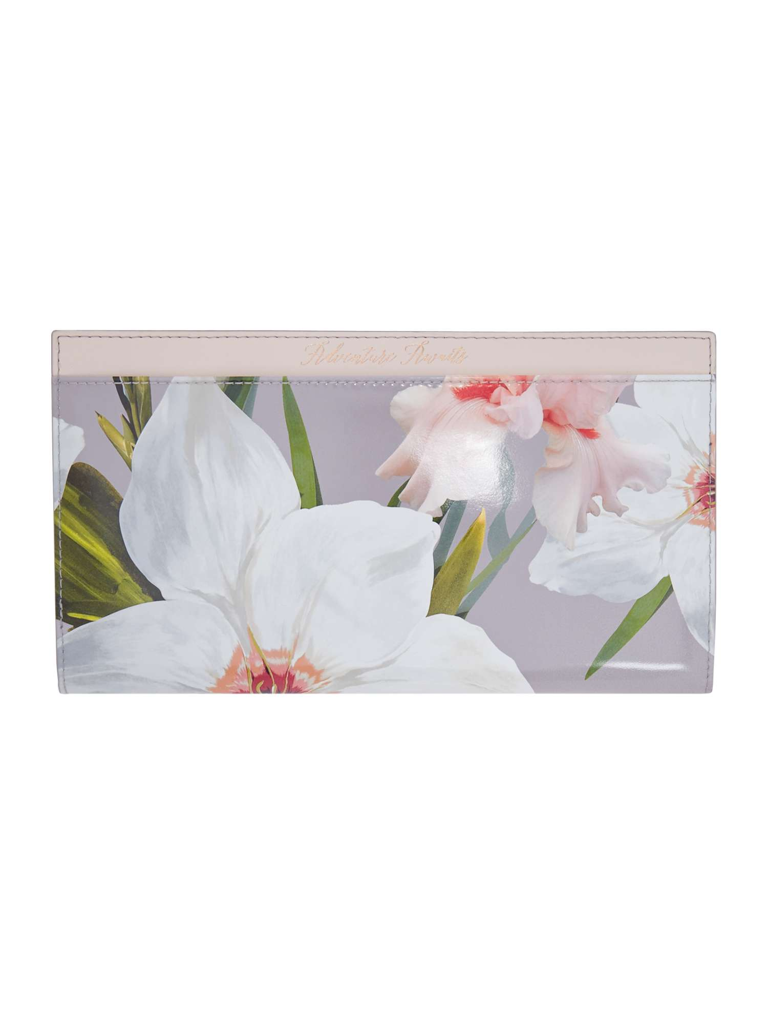 Travel accessories house of fraser ted baker cassidy floral travel wallet gumiabroncs Image collections