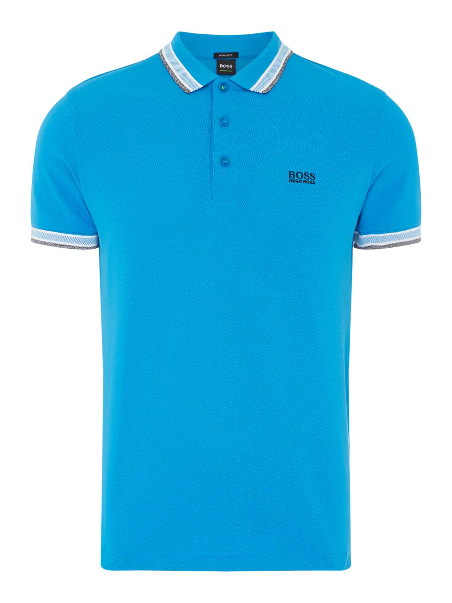Hugo Boss Paddy Short Sleeve Polo - House of Fraser