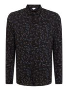 Men's Linea Wardour Scattered Floral Print Shirt