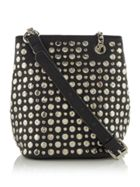 Label Lab Studded bucket bag