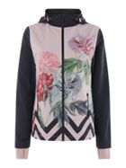 Ted Baker Palace garden hooded jacket