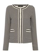 Max Mara Weekend Galante striped cardigan