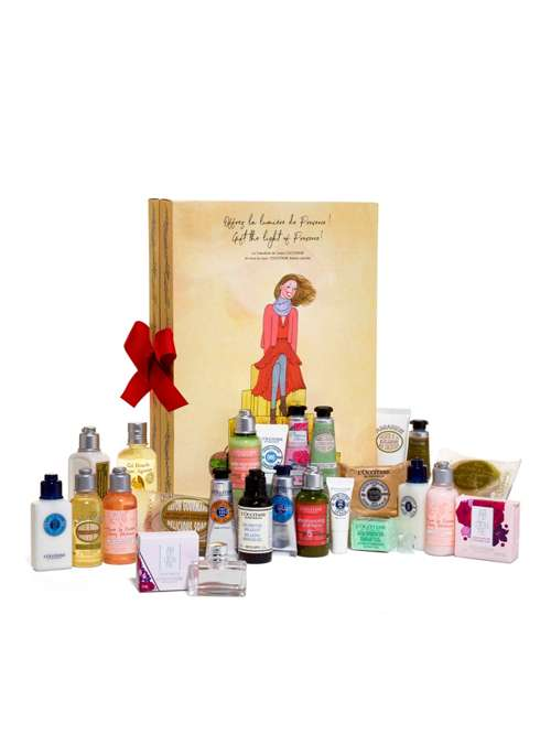 LOccitane Advent Calendar Gift Collection