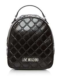 Outlet With Mastercard Love Moschino Woman Mini Silver Size 40 Love Moschino Latest Collections Hot Sale Cheap Online Discount Shop Offer SXIVsuf