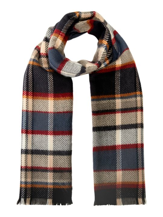 Maison De Nimes Easton Check Scarf