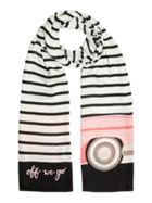Kate Spade New York Convertible Oblong Scarf
