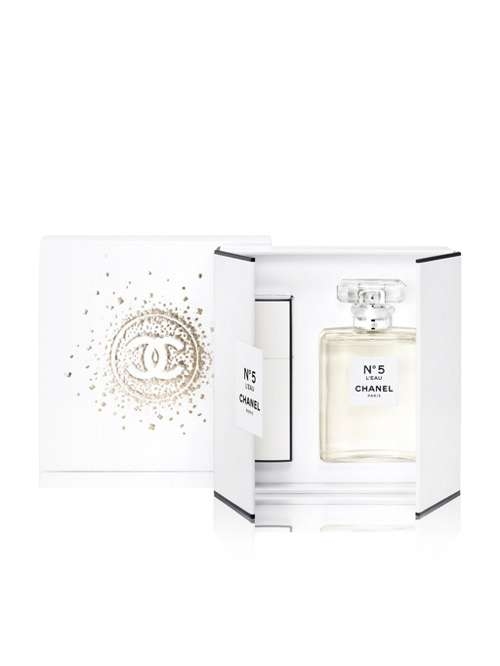 CHANEL N°5 L`EAU GIFT BOX - House of Fraser f31ade6d0