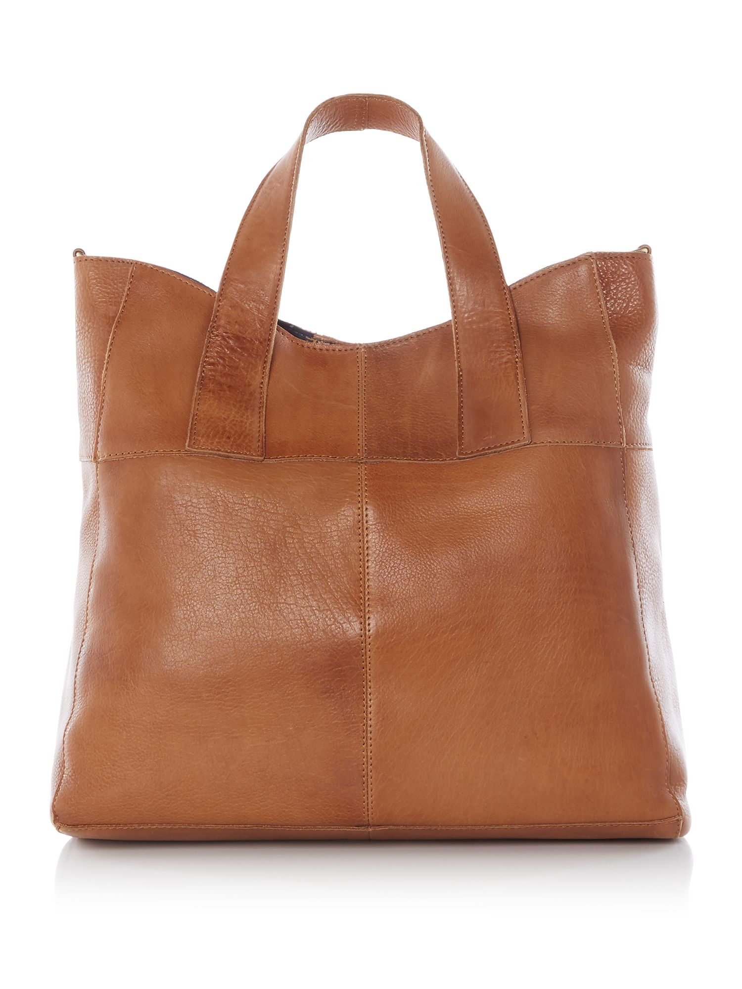 Maison De Nimes Tammy Leather Tote Bag ...