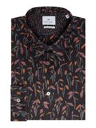 Men's PS By Paul Smith Floral Leaf Print
