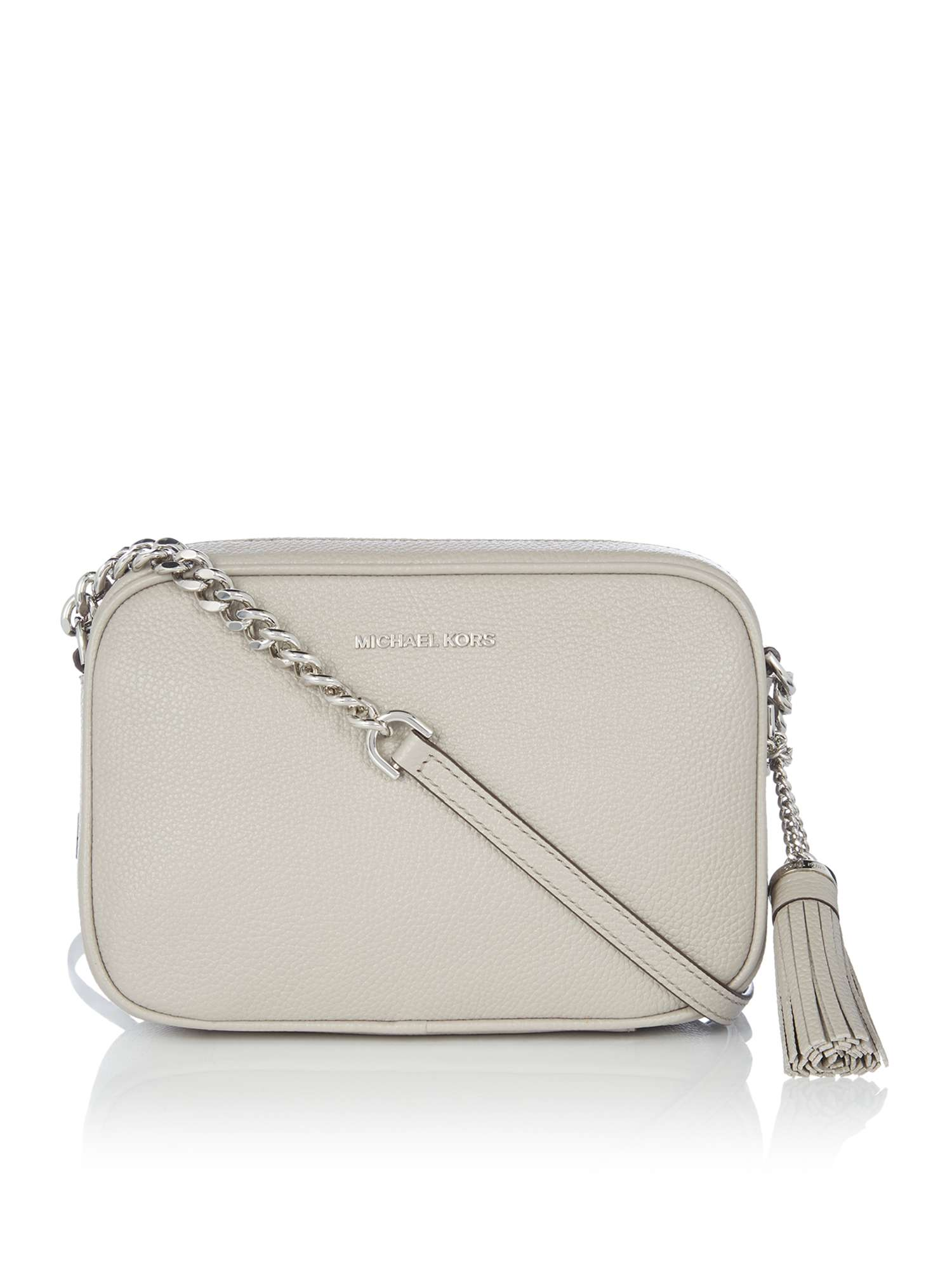 Michael Kors Ginny Medium Camera Crossbody Bag