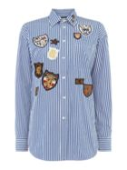 Polo Ralph Lauren Ellen Badge Relaxed Fit Shirt
