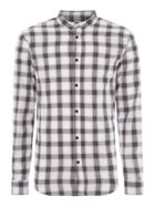 Men's Armani Exchange Large Check Shirt