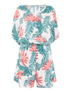 Maison De Nimes Tropical playsuit