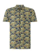 Men's Howick Jungle Print Short Sleeve Shirt