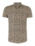 Men's Linea Picton Vertical Print Shirt