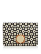 Orla Kiely Flower foulard mini sweet pea