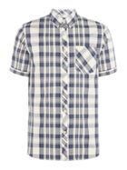 Men's Fred Perry Bold Checked Shirt