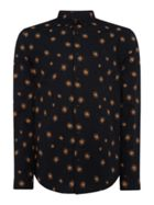 Men's Label Lab Clay Floral Printed Long Sleeve
