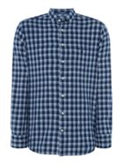 Men's GANT Indigo Check Base Shirt