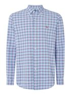 Men's Polo Ralph Lauren Custom Fit Multicheck Oxford