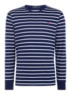 Men's Polo Ralph Lauren Long Sleeve Stripe T-Shirt