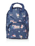Cath Kidston Busby bunch multi poclet backpack