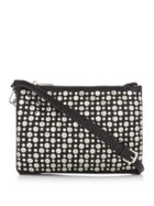 Label Lab Studded crossbody