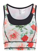 Guess Floral active bra