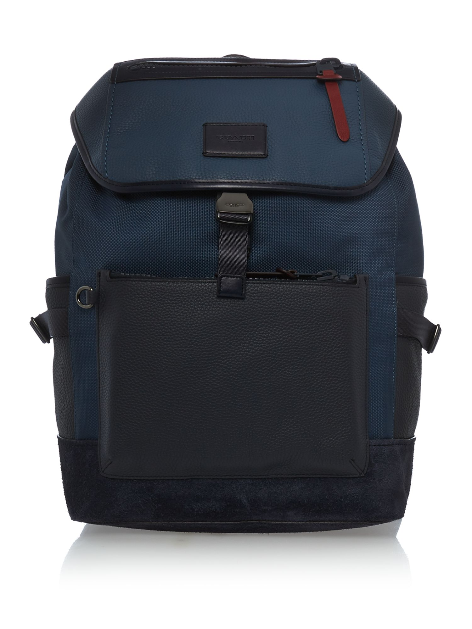 Coach Manhattan Backpack, Blue