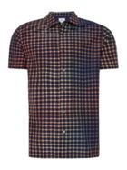 Men's PS By Paul Smith Coloured Check Shirt