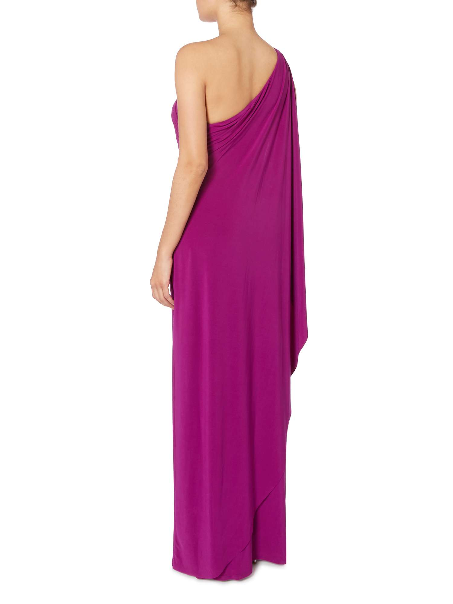 Lauren Dress Shoulder Lauren One Drape Ralph xBqwwO1gvc