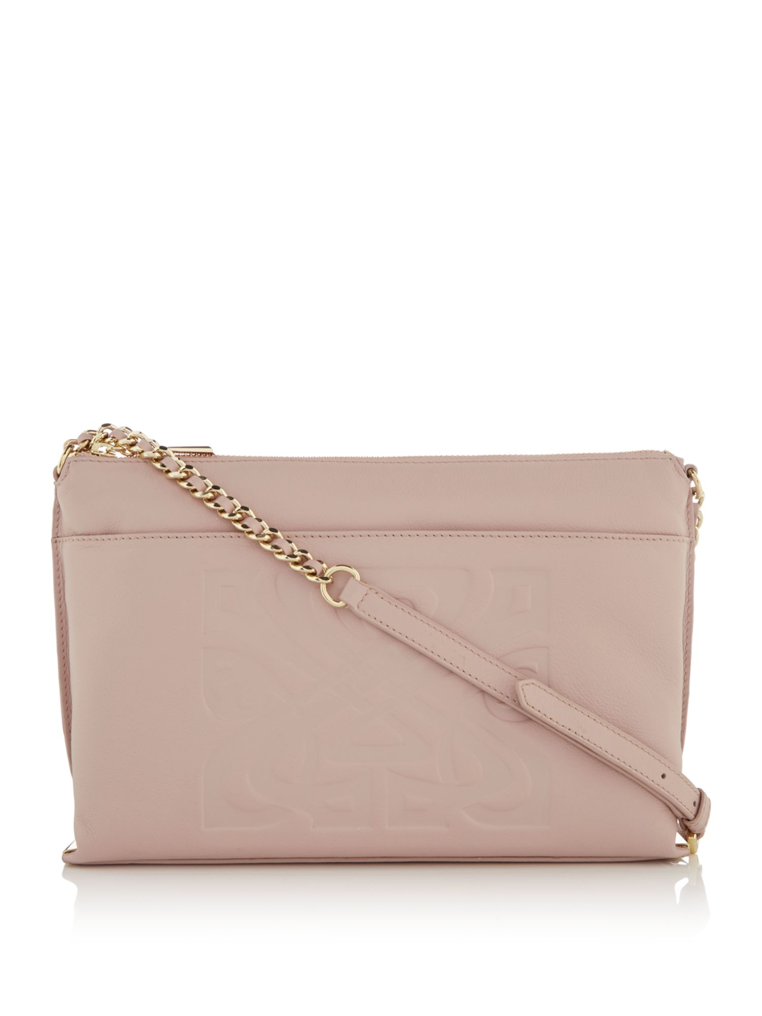 Constance Crossbody Leather Bag by Biba
