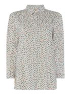 Barbour Long Sleeve Anchor Print Whitby Shirt