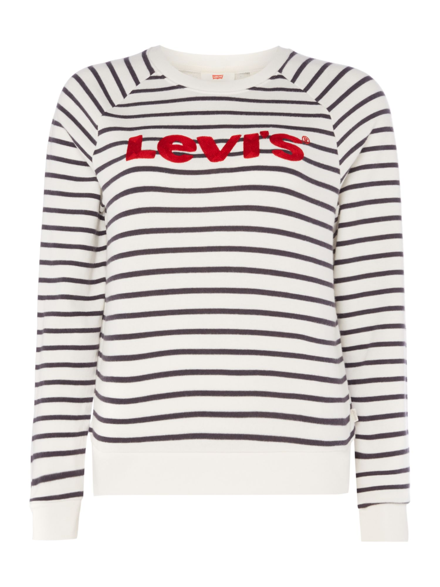 Relaxed Fit Crew Neck Sweatshirt by Levi's