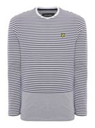 Men's Lyle and Scott Stripe TShirt