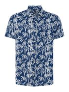 Men's Howick Rainforest Print Short Sleeve Shirt